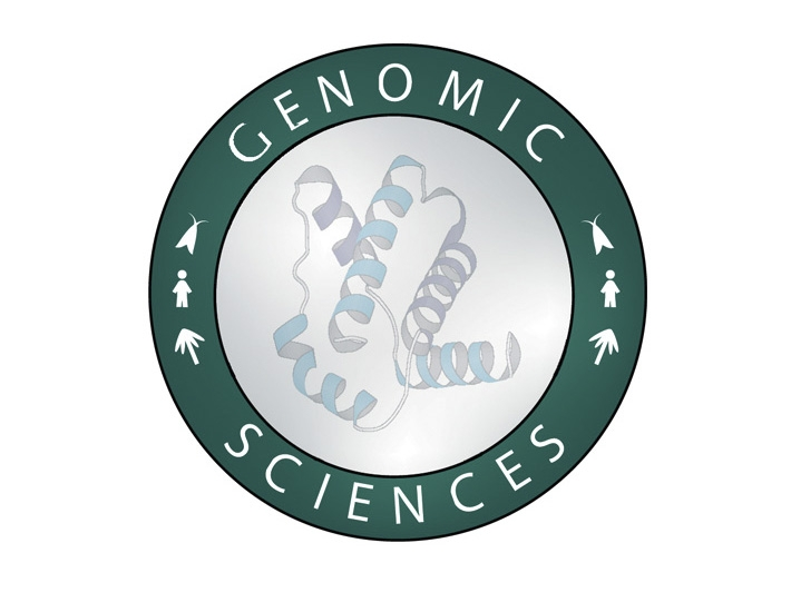 Logotyp till Genomic Sciences