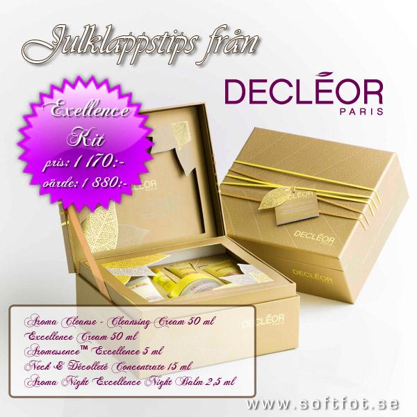 decleor-Exellence-Kit-Julklapp