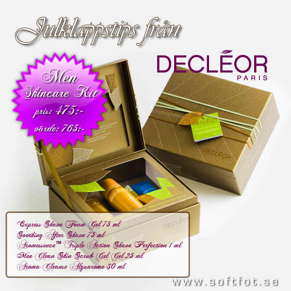 decleor-Men-Skincare-Kit-Julklapp